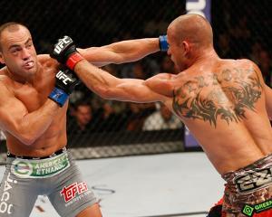 UFC 178 - Cerrone v Alvarez by Josh Hedges/Zuffa LLC