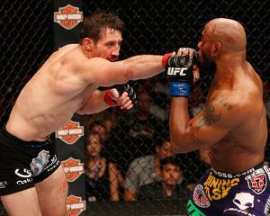UFC 178 - Kennedy v Romero by Josh Hedges/Zuffa LLC