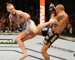 UFC 178 - Poirier v Mcgregor by Josh Hedges/Zuffa LLC