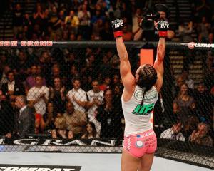 UFC 178 - Zingano v Nunes by Josh Hedges/Zuffa LLC
