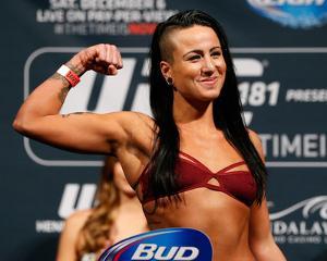UFC 181 - Weigh-Ins by Josh Hedges/Zuffa LLC