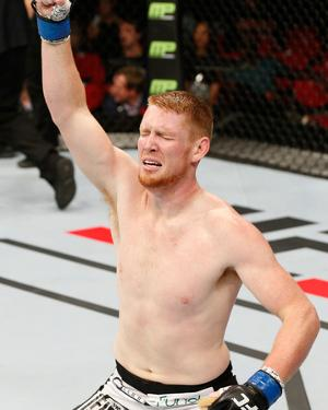 UFC Fight Night: Andrews v Alvey by Josh Hedges/Zuffa LLC