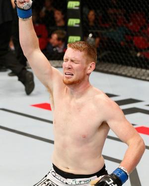 UFC Fight Night: Andrews v Alvey by Josh Hedges/Zuffa LLC