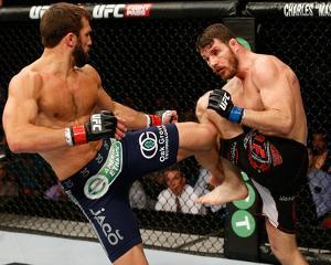 UFC Fight Night: Rockhold v Bisping by Josh Hedges/Zuffa LLC