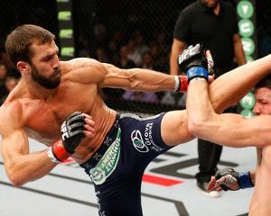 UFC Fight Night: Rockhold v Bisping by Josh Hedges/Zuffa LLC