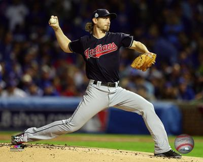 Josh Tomlin Game 3 of the 2016 World Series