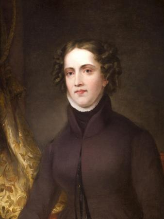 Anne Lister of Shibden Hall by Joshua Horner