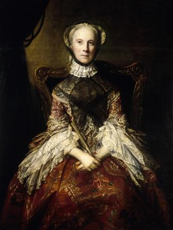 Lady Dorothea Harrison, 1758