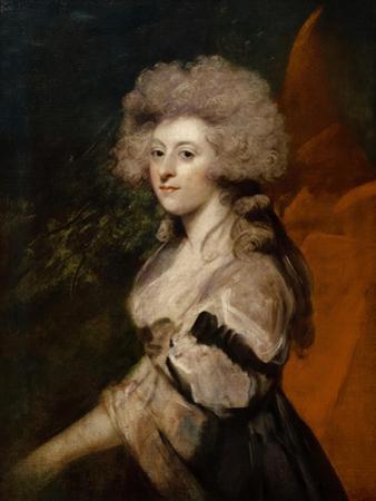 Maria Anne Fitzherbert, C.1788