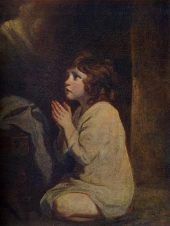 The Infant Samuel, C1776