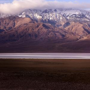 Panamint Range and Badwater Basin by JoSon