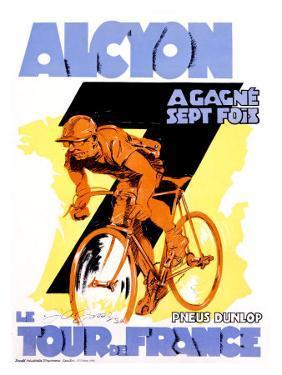 Alcyon, Tour de France by Josse