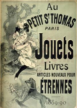 Jouets 1889