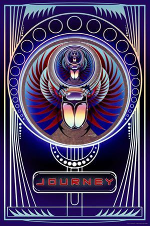 Journey - Deco Border