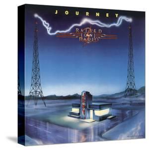 Journey - Raised on Radio, 1986