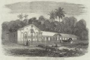 Journey to Gold-Washings in Venezuela, Monastery and Church of Guacipati