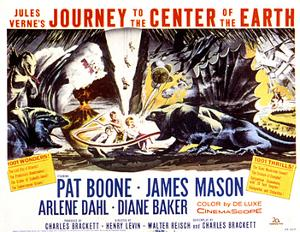 Journey to the Center of the Earth, 1959