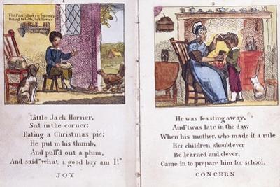 Joy and Concern, 1806