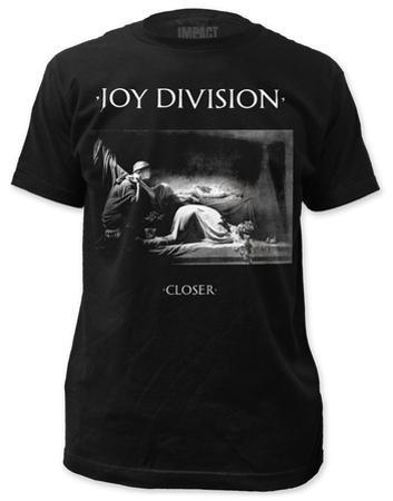 Joy Division - Closer Black (slim fit)