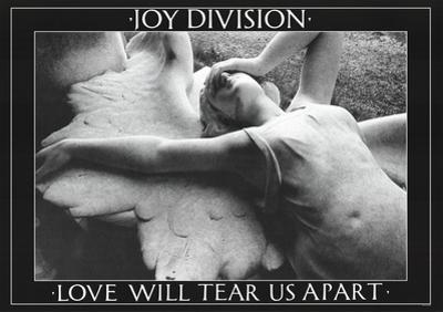 Joy Division (Love Will Tear Us Apart) Music Poster Print