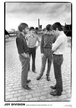 Joy Division-Strawberry Studios 1979