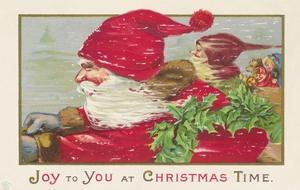 Joy to You at Christmas Time
