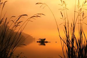 Sun-Moon Lake by Joyoyo Chen