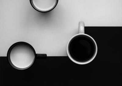 Cups by Jozef Kiss