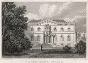 Bishopthorpe Yorks by JP Neale