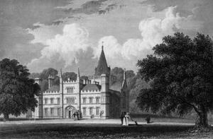 Lee Priory, Kent by JP Neale