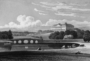 Nostell Priory, Yorkshire by JP Neale