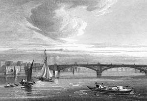 Southwark Bridge by JP Neale