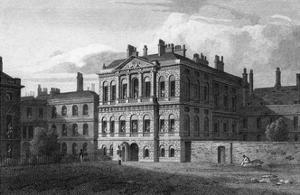 Whitehall Treasury by JP Neale