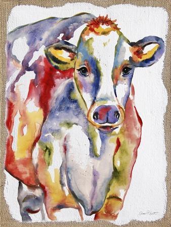 https://imgc.allpostersimages.com/img/posters/jp2488-colorful-cow-burlap_u-L-Q1CAVXG0.jpg?artPerspective=n