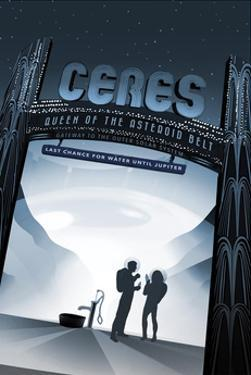 Ceres- Queen Of The Asteroid B by JPL
