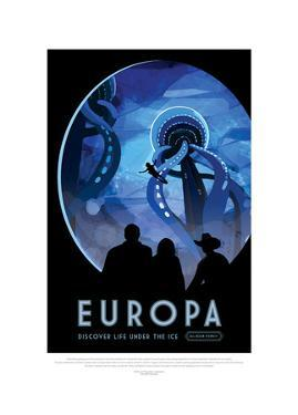 Europa-Discover Life Under The by JPL