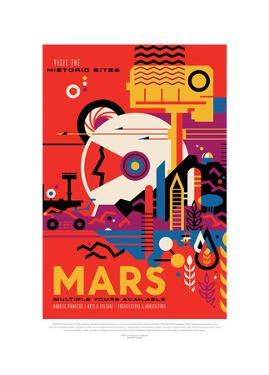 Mars by JPL