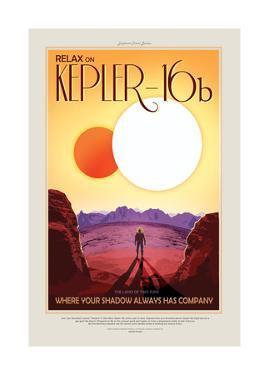 Relax On Kepler by JPL