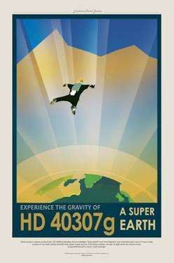 Super Earth by JPL