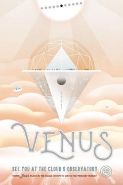 Venus by JPL