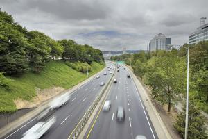 I-84 Interstate Freeway in Portland Oregon by jpldesigns