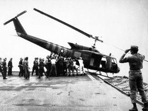 Vietnam Evacuation by JT