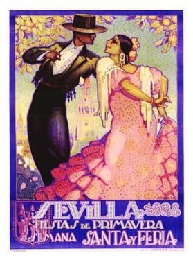 Sevilla by Juan Dapena Parilla