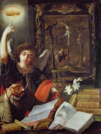 A Jesuit Conversion by Juan de Valdes Leal
