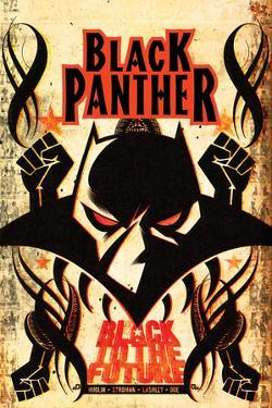 Black Panther Annual #1 Cover: Black Panther by Juan Doe