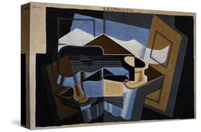 Le Canigou by Juan Gris
