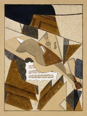 Le Violon, C.1915-1916 by Juan Gris