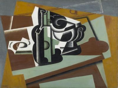 Still Life, 1917 by Juan Gris