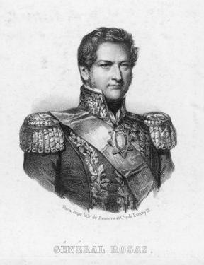 Juan Manuel de Rosas Argentinian Dictator
