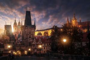 Prague Sun by Juan Pablo